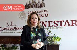 Conoce en esta entrevista a Cristina Cruz, la mujer que es hoy Delegada Estatal de Programas para el Desarrollo en la Ciudad de México.