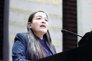 Verónica Juárez Piña, una apasionada defensora de los derechos de las niñas, niños y adolescentes