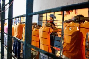 Realiza SSP cateo en CERESO de Tuxpan, Veracruz