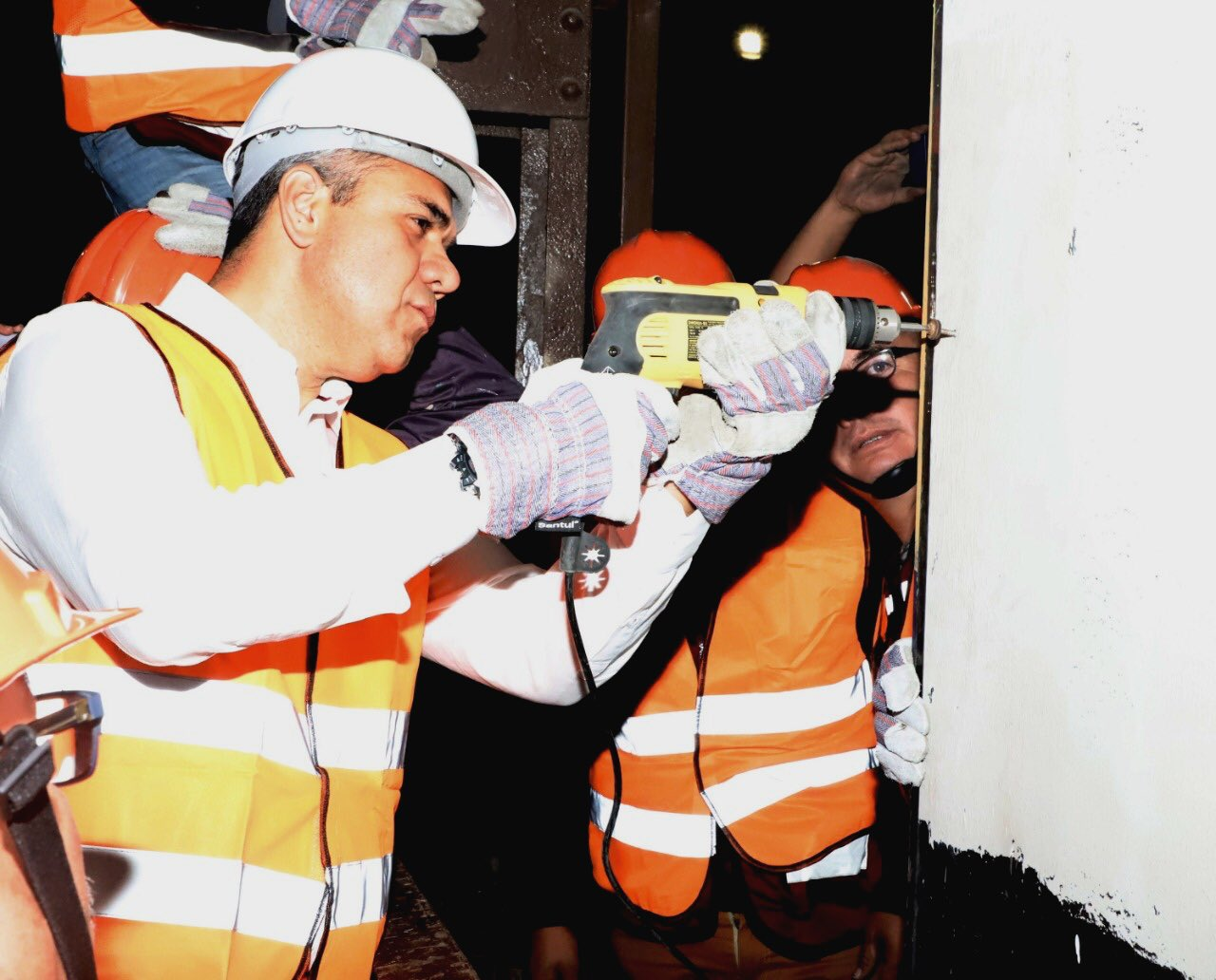 Ecatepec comienza restauración del Puente de Fierro