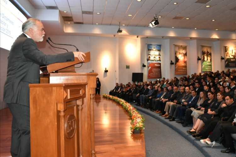 Gabriel O'Shea Cuevas, secretario de salud del Estado de México. Fotografía: SaludEdomex