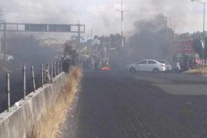 Piden liberar autopista México - Puebla