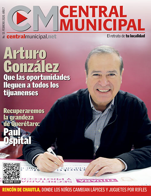 Arturo Gonzales Central Municipal