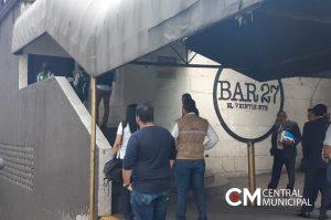 Clausuran Bar 27, donde ocurrió riña con La Unión Tepito