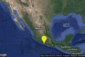 Descarta Protección Civil daños por sismo en Guerrero