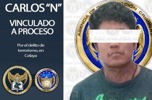 Detienen a hombre por colocar bomba en Central camionera de Celaya