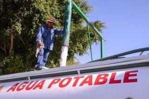 Suministro de agua en Ecatepec corresponde a Conagua