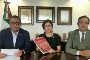 Gobierno suspende labores no prioritarias ante pandemia de Covid-19