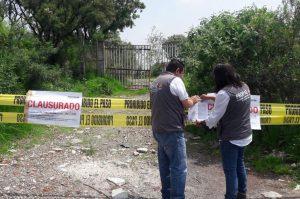 Procuraduría Ambiental del Estado de México suspende operaciones