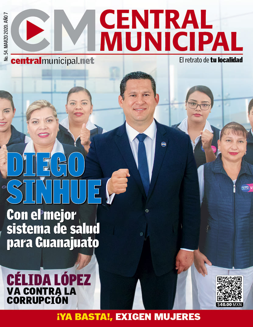 Diego Sinhue Central Municipal