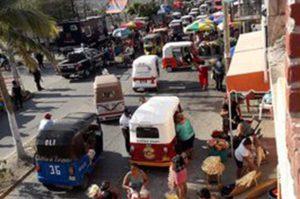 COVID-19 no detiene el Domingo de Ramos en Juchitán