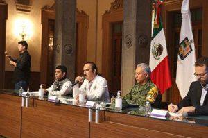 Nuevo León instala Centro Estatal de Contingencia COVID-19