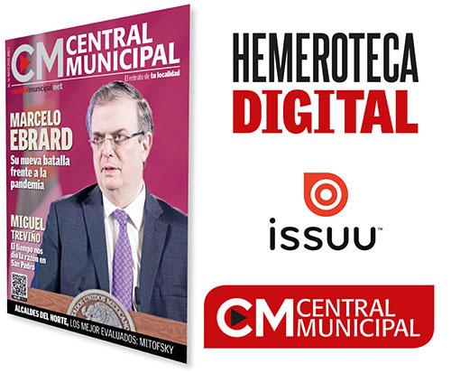 Central Municipal Hemeroteca Digital