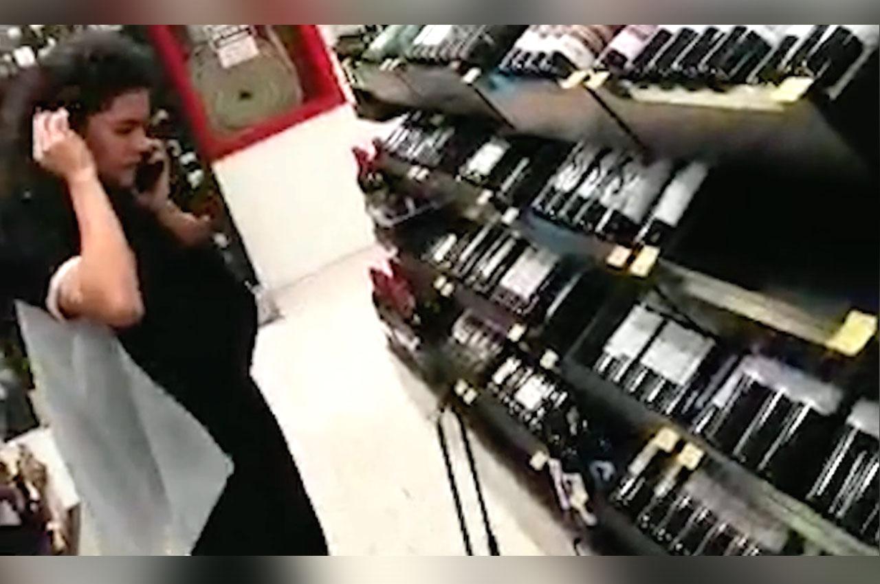 CDMX: Luisa María Alcalde no usa cubrebocas para hacer compras