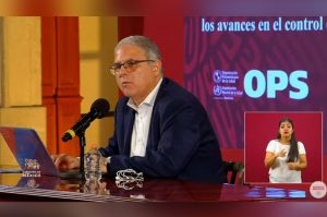 OMS entrega reconocimiento a México por control de tabaco