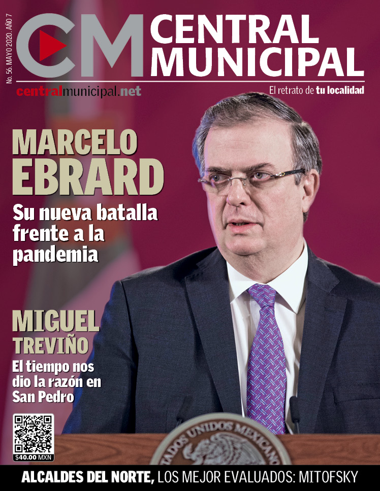 Marcelo Ebrard Canciller Central Municipal
