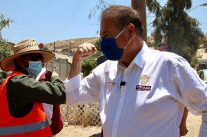 Beneficia Tijuana con obras de mejoramiento urbano