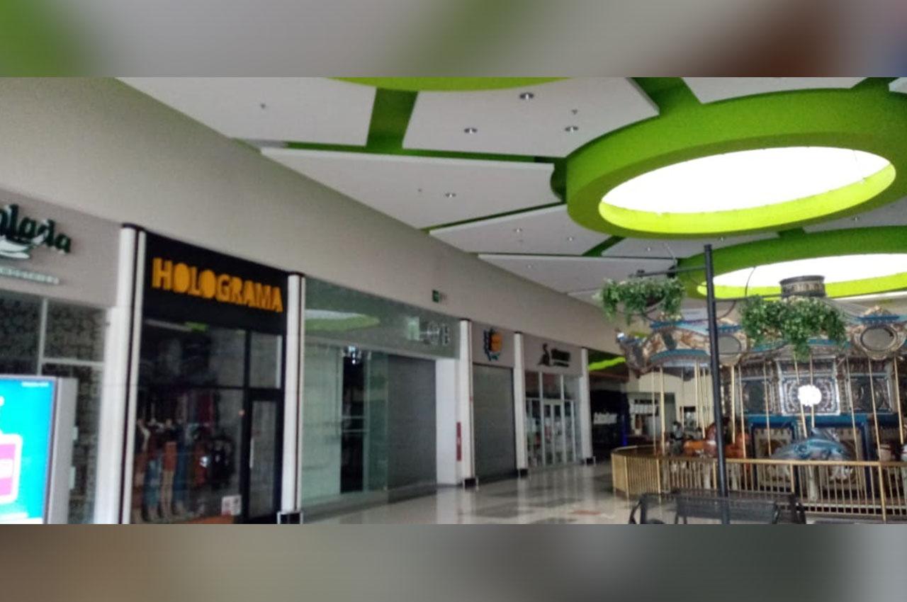Supervisan que centros comerciales en Tijuana cumplan medidas sanitarias