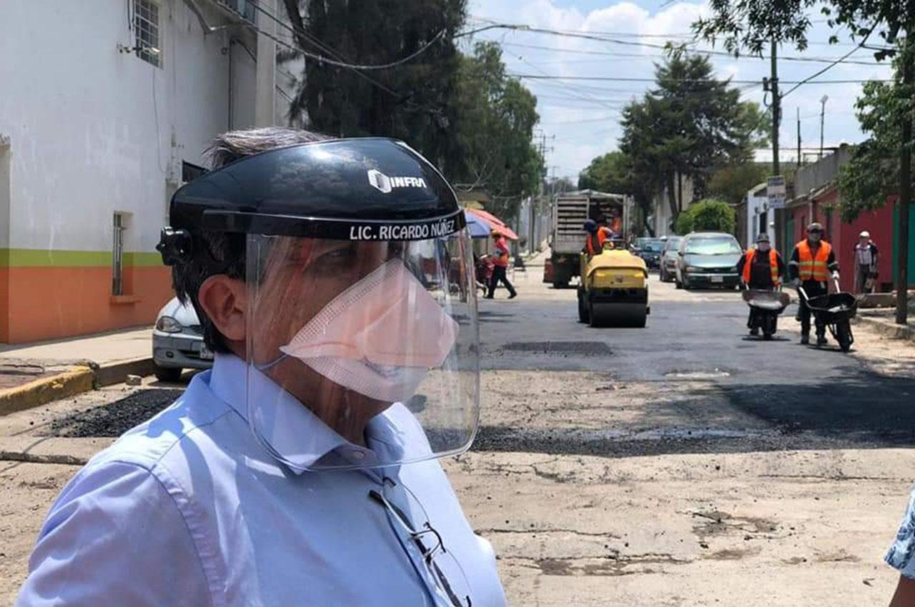 Alcalde de Cuautitlán Izcalli da positivo a Covid-19