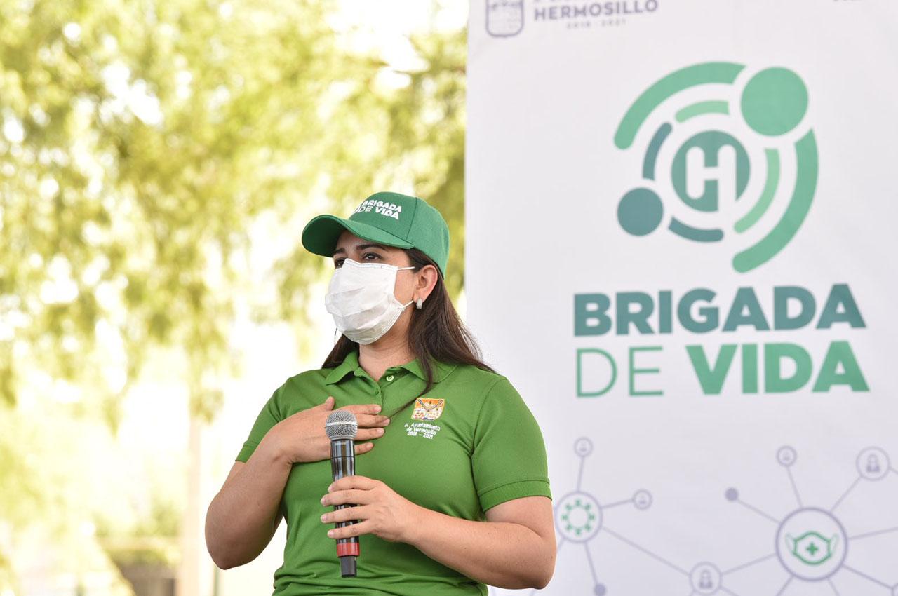 """Alcaldesa de Morena contradice a López-Gatell: """"hay que hacer más pruebas"""""""