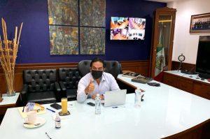 Alcaldía Huixquilucan autoriza a negocios abrir para realizar limpieza y sanitización