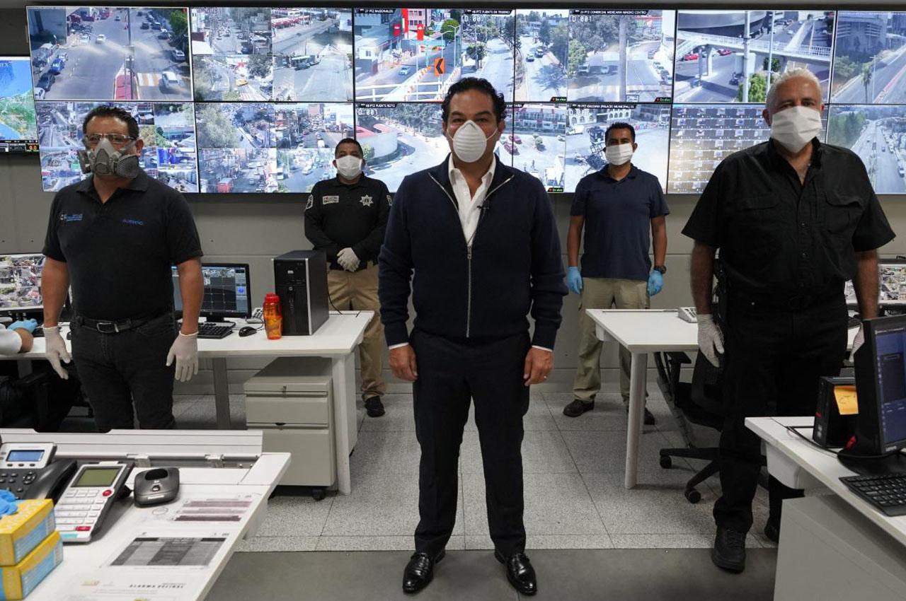Gobierno de Huixquilucan llama a denunciar llamadas de extorsión
