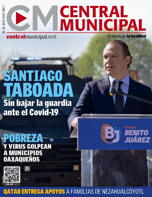Santiago Taboada Central Municipal