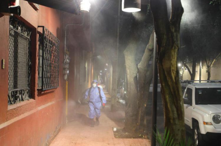 Alcaldía Miguel Hidalgo presenta informe de acciones ante pandemia