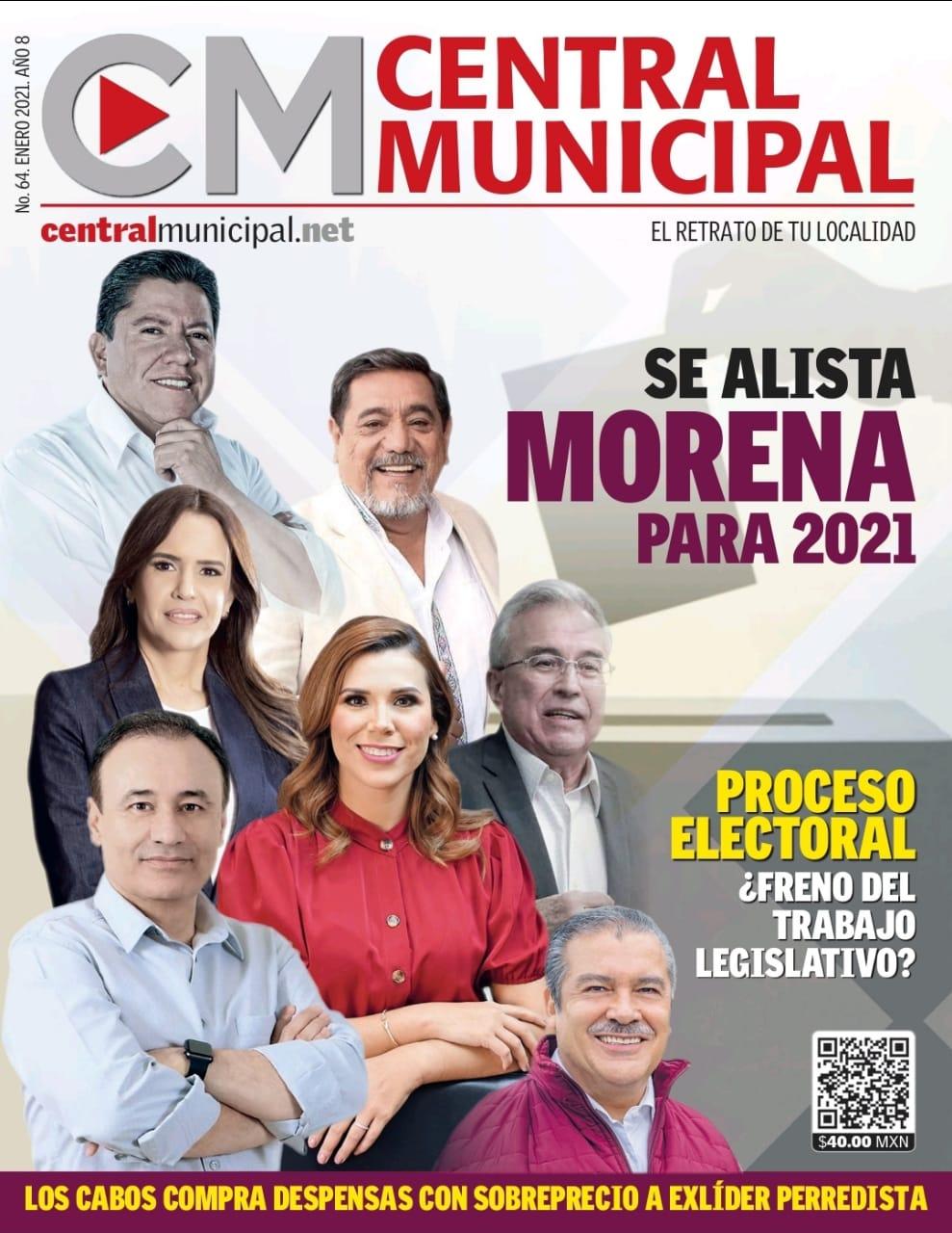 Morena 2021 Central Municipal