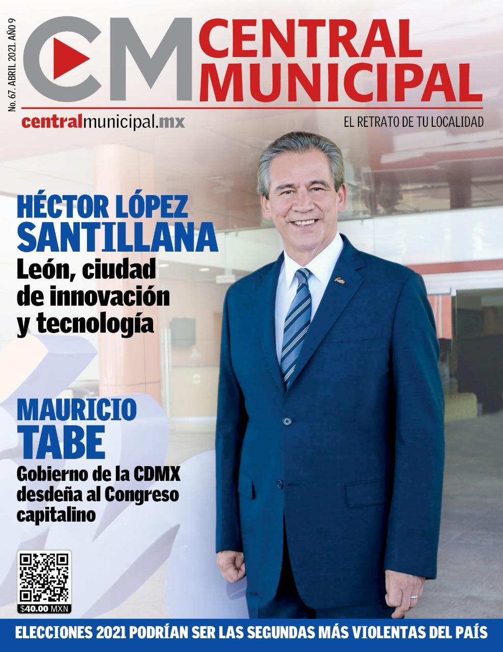 Héctor López Santillana Abril 2021