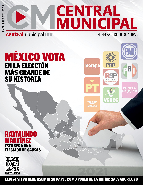 México vota en la elección más grande de su historia, Junio 2021
